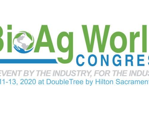 Abisolo apoia BioAg World Congress 2020