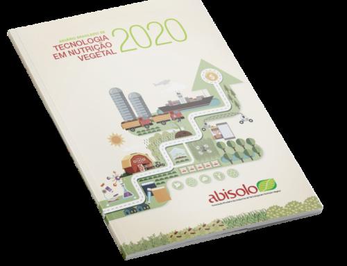 Anuário de Tecnologia em Nutrição Vegetal 2020: Abisolo apresenta números do setor e expande segmentos analisados